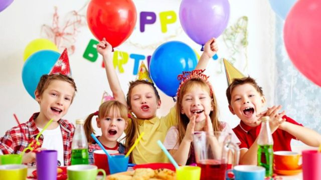 Where To Host A Kid's Birthday Party In Cincinnati